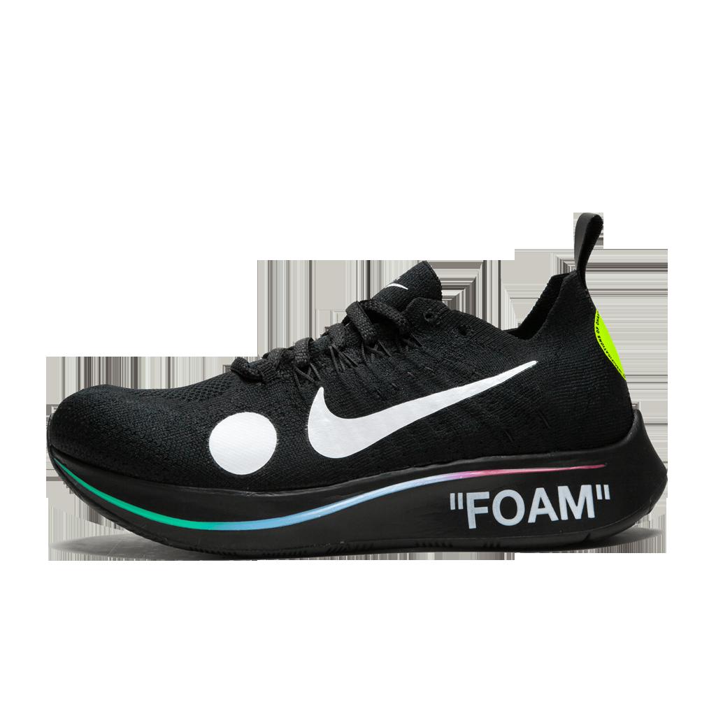 Nike OW Zoom Fly Mercurial Black