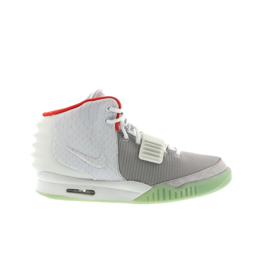 Nike Air Yeezy 2 Pure Platinum - Tuzex